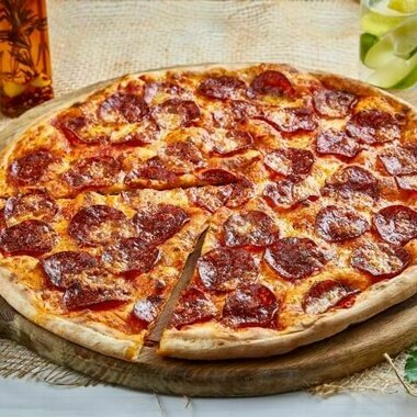 Пицца Пепперони 28 см