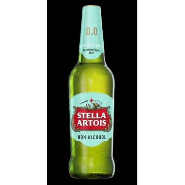 Стелла Артуа безалкогольное 0.5 л
