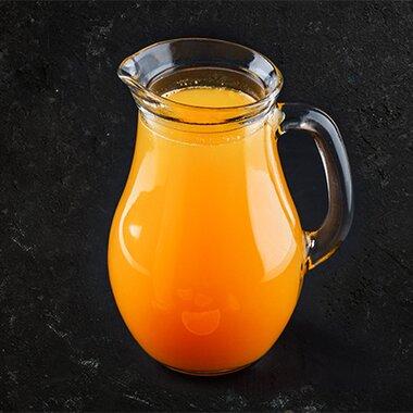 Сок персиковый (пакет) 1 л