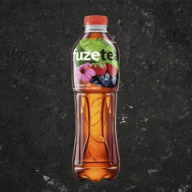 Фьюз ти со вкусом лесных ягод 0,5 л