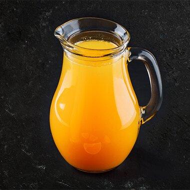 Сок Апельсиновый пакет. 1 л