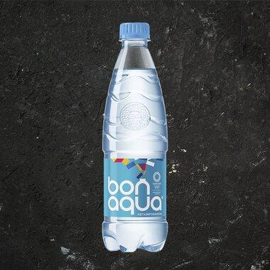Вода Бон Аква негазированная 0,5 л